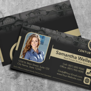 Century 21 Business Card Template 18012